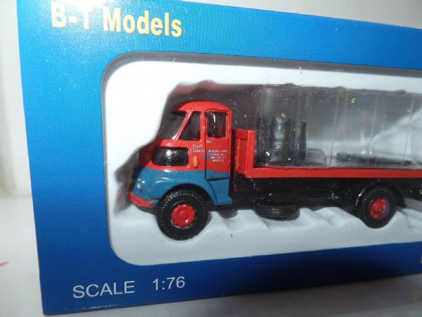 B T Models DA-36 DA36 Leyland FG Flatbed M G Williams Coal Merchant With Load